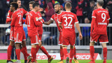 Айнтрахт (Франкфурт) с положителен баланс срещу Байерн (Мюнхен) у дома преди мача днес