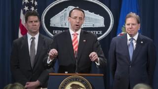 САЩ обвиняват иранци за глобални кибератаки поръчани от Иран