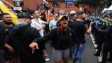 270 задържани на протести срещу Covid мерки в Австралия