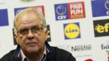 Федерацията по волейбол благодари на Бойко Борисов и Красен Кралев