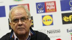 Данчо Лазаров: Боби Михайлов призна, че волейболът е №1 у нас