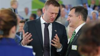 Алексей Навални учредява нова партия