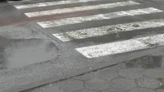 8-годишно момиченце блъснато на пешеходна пътека в Бургас