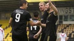 Ники Тодоров и Ливингстън на 1/4-финал за Купата на Лигата