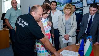 """Слагат постоянна жандармерийска охрана на площад """"Бански"""" и Лъвов мост"""
