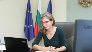 За по-активна работа в Средиземноморския съюз настоява Захариева