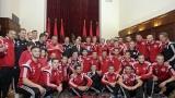 Дания поиска изхвърлянето на Албания от Евро 2016