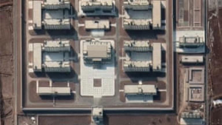 Китай е построил близо 400 концентрационни лагера в Синдзян-уйгурския автономен