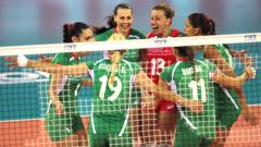 """""""Звездите"""" се завръщат в дамския национален волейболен отбор"""