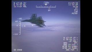 Русия вдигна Су-27 заради приближаващ разузнавателен самолет