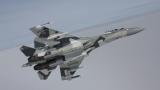 Русия е прехвърлила Су-35С в Сирия