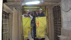 """Миньорите от рудник """"Бабино"""" прекратяват протеста"""