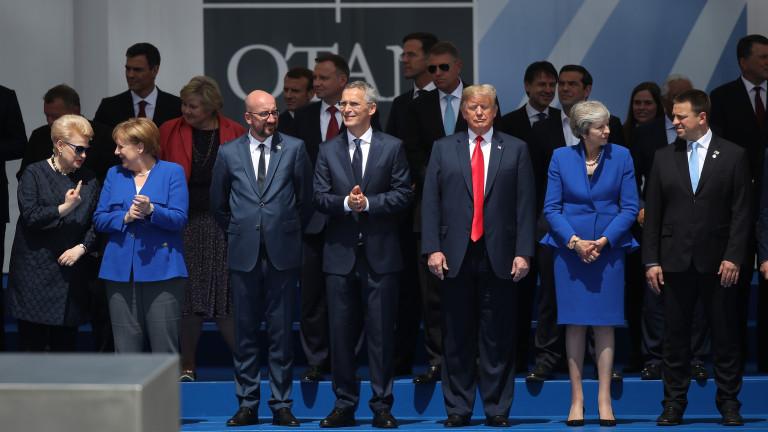 Македония получи покана за членство в НАТО
