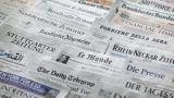 Германските медии - обект на строга цензура и ограничения, подчинени са на властта