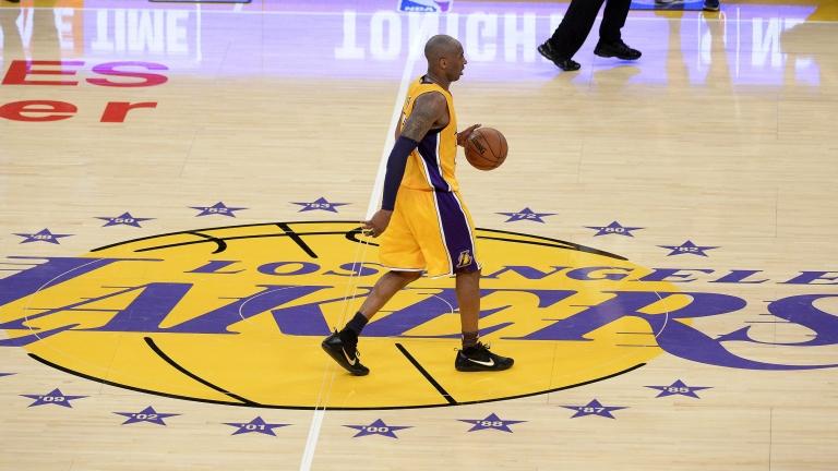 Коби: Сега се наслаждавам повече на баскетбола