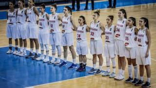 Девойките до 20 години останаха осми на Европейското в Орадя