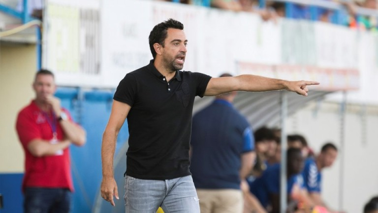 Шави пред завръщане в Барселона