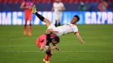 Севиля - Челси 0:4, четири гола на Оливие Жиру
