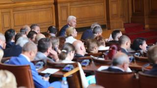 Президентът Радев спъна смяната на министрите на Борисов