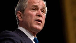 Буш взема безпрецедентни мерки за справяне с кризата