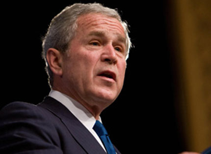 Буш: Войната в Ирак е на път да бъде спечелена