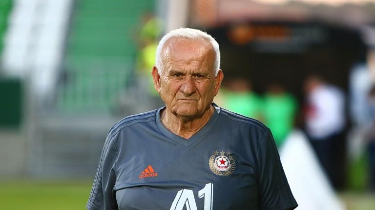Люпко Петрович продължава да работи в ЦСКА