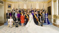 Симеон Сакскобургготски гост на кралската сватба в Люксембург
