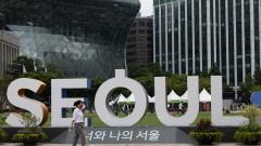 Сеул под строга блокада - отчетоха рекордни нови 500 COVID заразени за ден