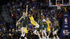 Милуоки ще играе с Бостън във втория плейофен кръг в НБА