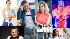 Звезден отбор посланици на Sofia Open 2021