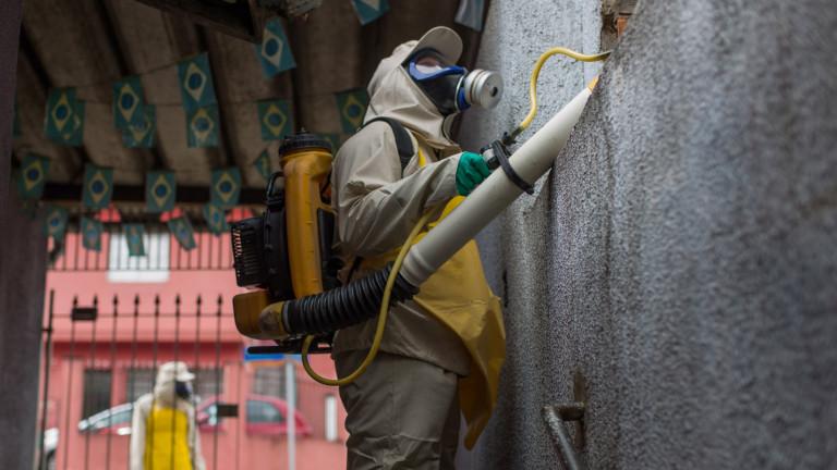 Бразилия се надява на ваксина срещу Зика до 1 година