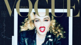 58-годишната Мадона си показа гърдите