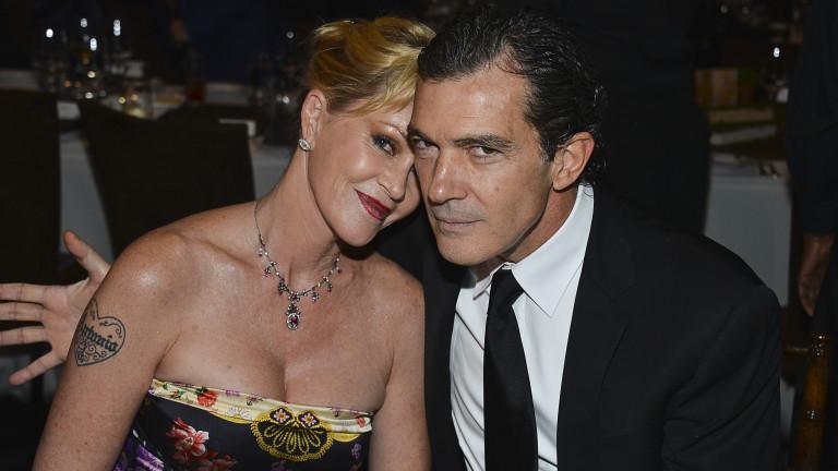 Обича ли все още Антонио Бандерас Мелани Грифит