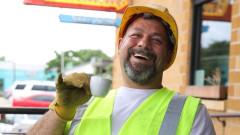 Как строителен работник стана инфлуенсър
