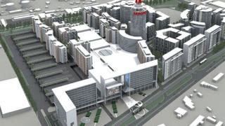 Търсят финансиране за половин милиард евро проект в София
