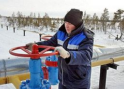 """""""Газпром"""" спря природния газ на Украйна"""