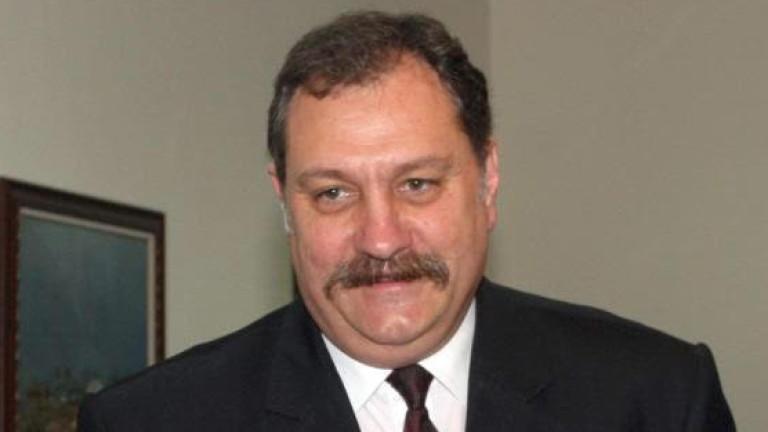 На 60 годишна възраст при инцидент загива д-р Евгений Желев