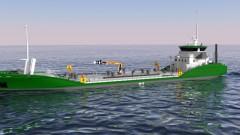 Електрически танкери ще зареждат с гориво други кораби в Япония