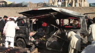 Пет жертви на атентат в Алжир