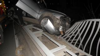Катастрофа между автобус и кола край Драгичево по чудо се размина без жертви