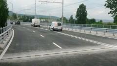 Кола блъсна пътен работник на Аспаруховия мост във Варна