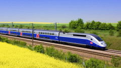 Френският жп гигант SNCF се изправя срещу нова заплаха за легендарното TGV