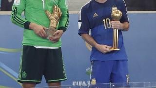 """Марадона: Меси не заслужаваше """"Златната топка"""""""