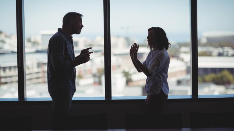 Трудните разговори са част от работния ден. От искането на