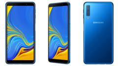 Samsung Galaxy A7 идва с три камери