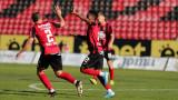 Локомотив (София) победи Литекс в двубой от Втора лига