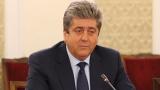 Първанов започна предизборни совалки в парламента