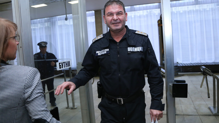 Борислав Муеров е новият шеф на ОДМВР-Габрово