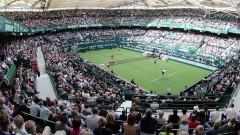 Мачовете от турнира на трева от ATP 500 в Хале се играят по график