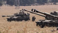 """Престрелка между """"Хизбула"""" и Израел"""